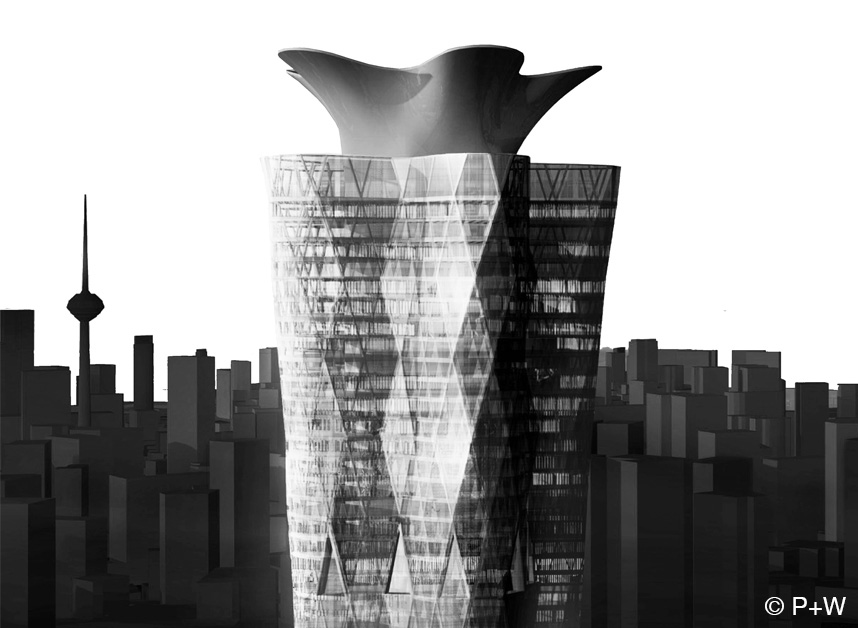 BLOSSOM TOWER Perkins+Will - Architect of Record