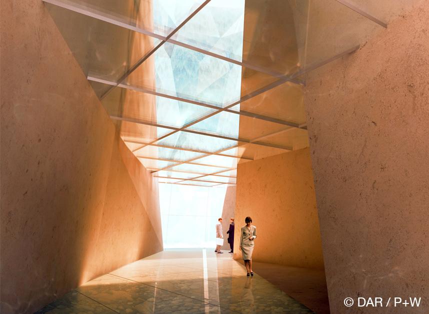 W HOTEL AND RESIDENCES AMMAN Dar al Handasah / Perkins+Will - Architect of Record