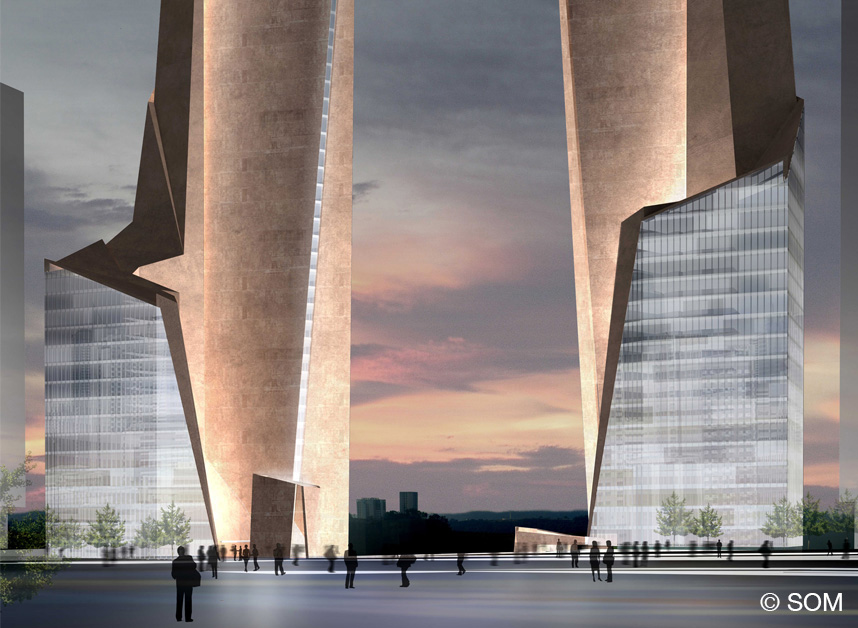 FOUR SEASONS HOTEL MEXICO Skidmore, Owings & Merrill - Architect of Record