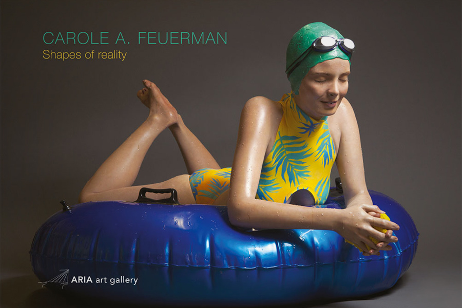 CAROLE. A. FEUERMAN: SHAPES OF REALITY Feuerman will have a solo exhibition at Aria Art Gallery in Florence, Italy.  Private viewing will take place Thursday, April 30th.  The exhibition will continue from May 1st through June 20th.  More details can be found HERE.