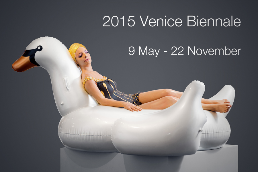 2015 VENICE BIENNALE Two monumental sculptures by Carole Feuerman will be exhibited in Personal Structures at this year's Venice Biennale.  For more information click HERE.