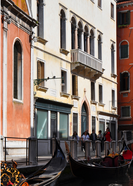 OPEN DAILY 10.00 - 18.00 HRS. CLOSED ON TUESDAY    Strada Nuova #3659 Venezia, Italy