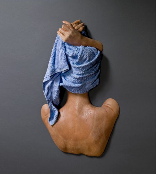 Hand on Towel, 1996