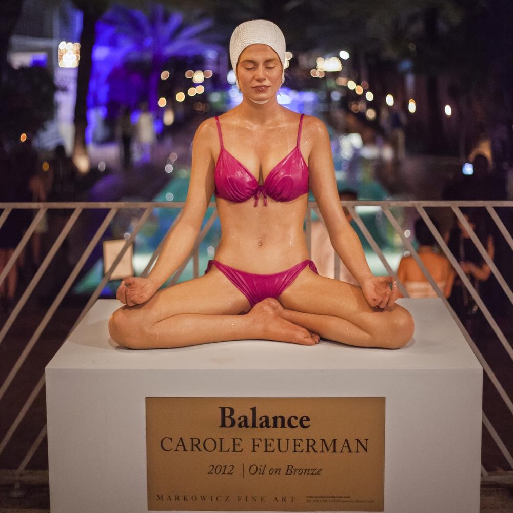 Balance, 2012