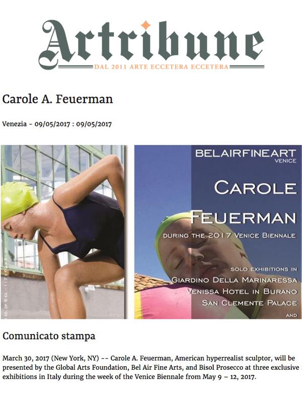 Carole A. Feuerman
