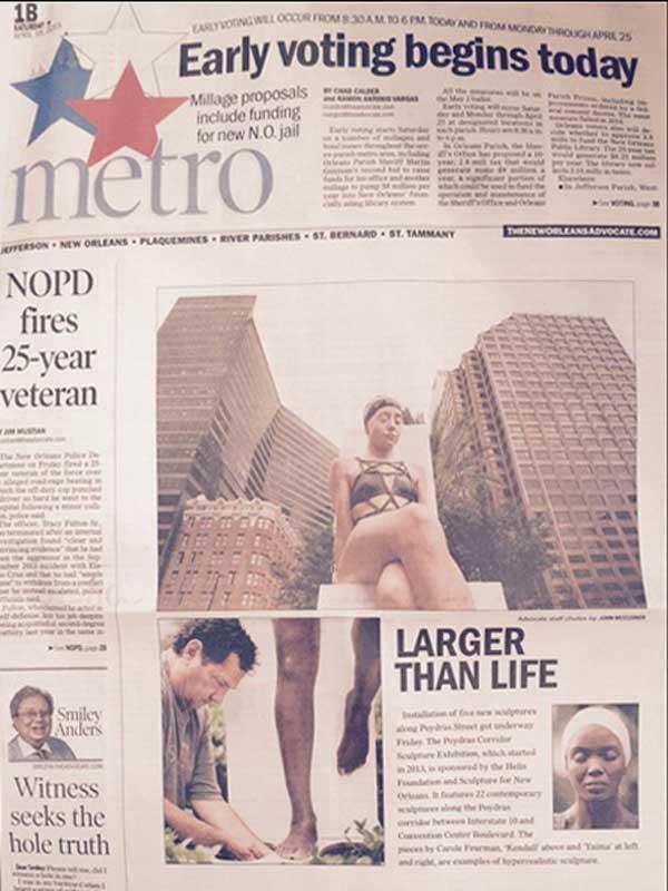 Metro, New Orleans