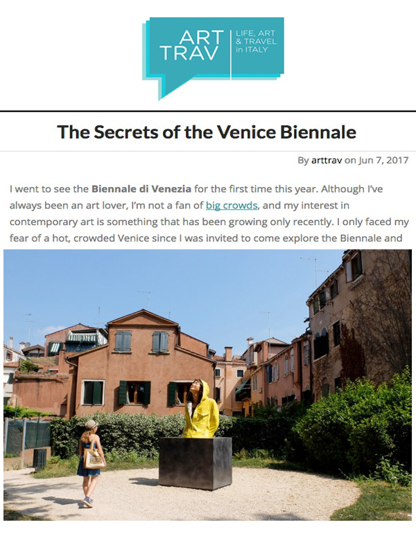 The Secrets of the Venice Biennale