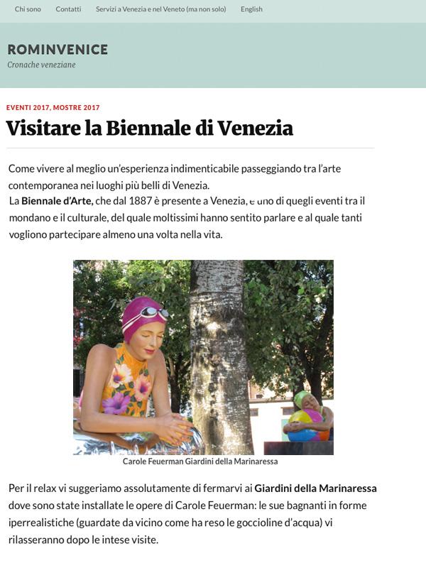 Cosa fare a luglio 2017 a Venezia