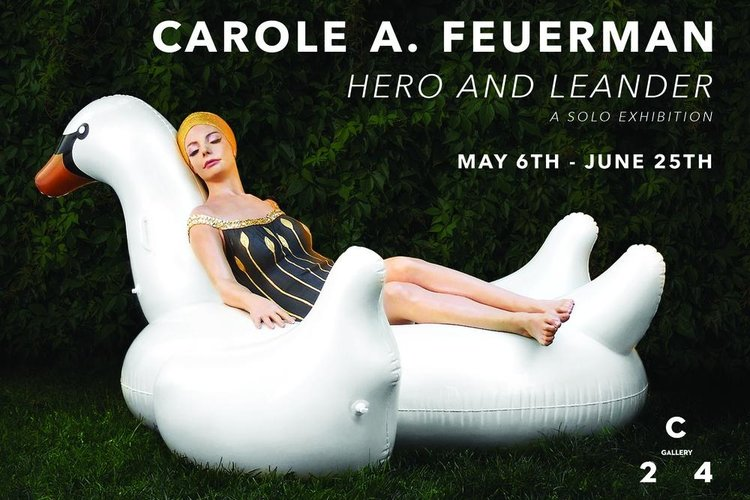 HERO AND LEANDER - Presented by C24 Gallery, New York, NYMay 6 - June 25