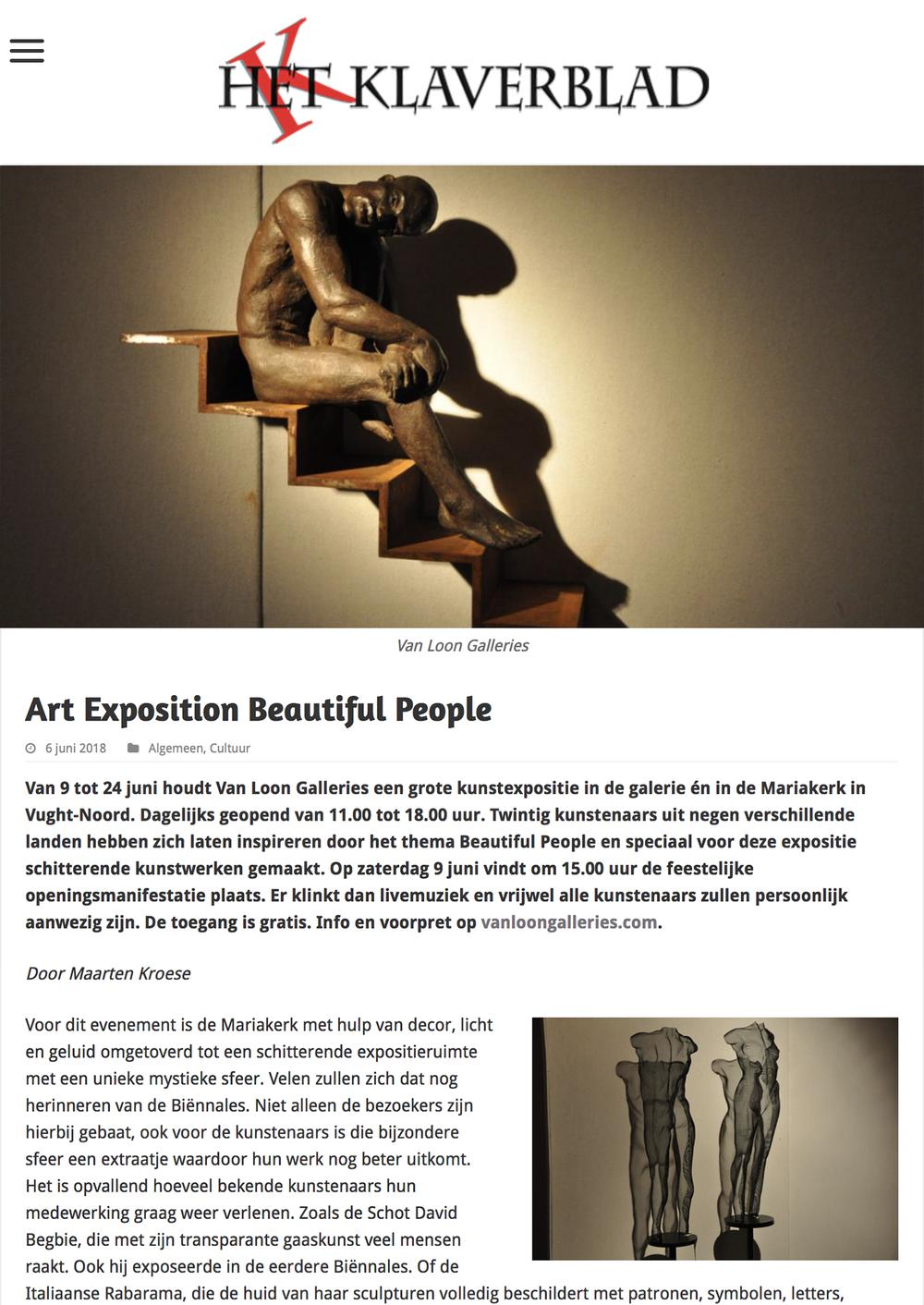 Art Exposition Beautiful People