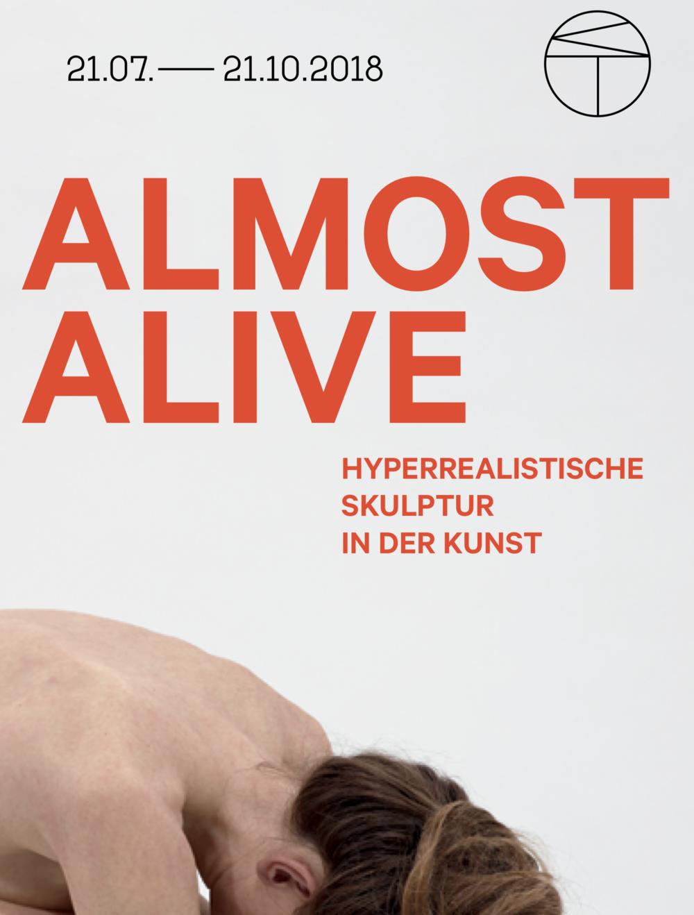 Almost Alive: Hyperrealistiche Skluptur In Der Kunst