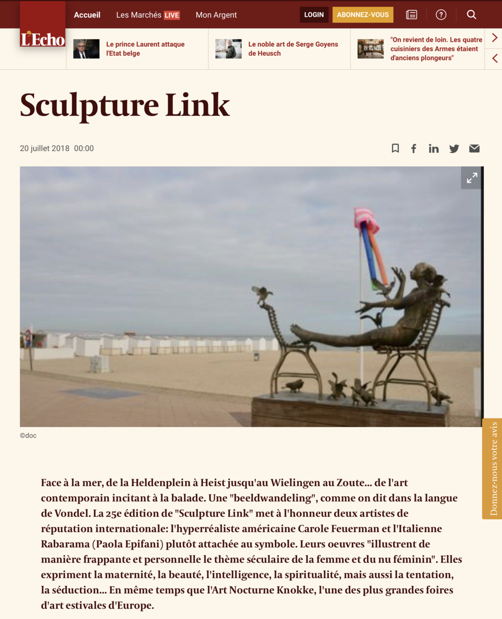 Sculpture Link