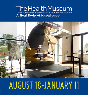 Body As a Work of Art: More Than Skin Deep - The Health Museum1515 Herman Drive, Houston, TXGift of Dr. Carolyn Farb, hcIn Loving Memory of Jake Kenyon ShulmanArtist Carole Feuerman, Reflections, 2015MEMBER VIP OPENING RECEPTIONFriday, August 17, 2018Please RSVP to rsvp@thehealthmuseum.orgby Monday, August 13For more information, please call713.521.1515 ext 331