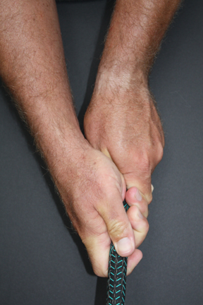 A strong grip