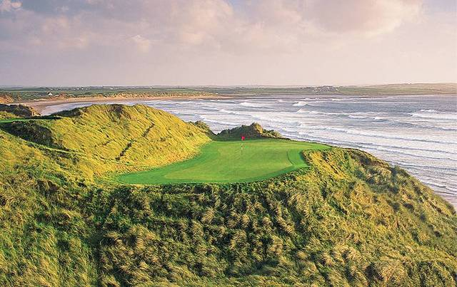 The 14th at Doonbeg