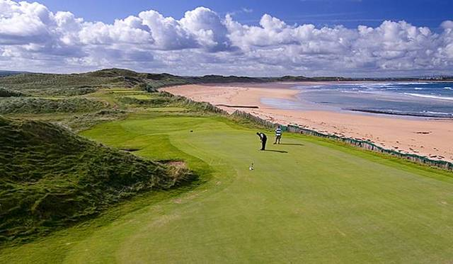 The 9th at Doonbeg