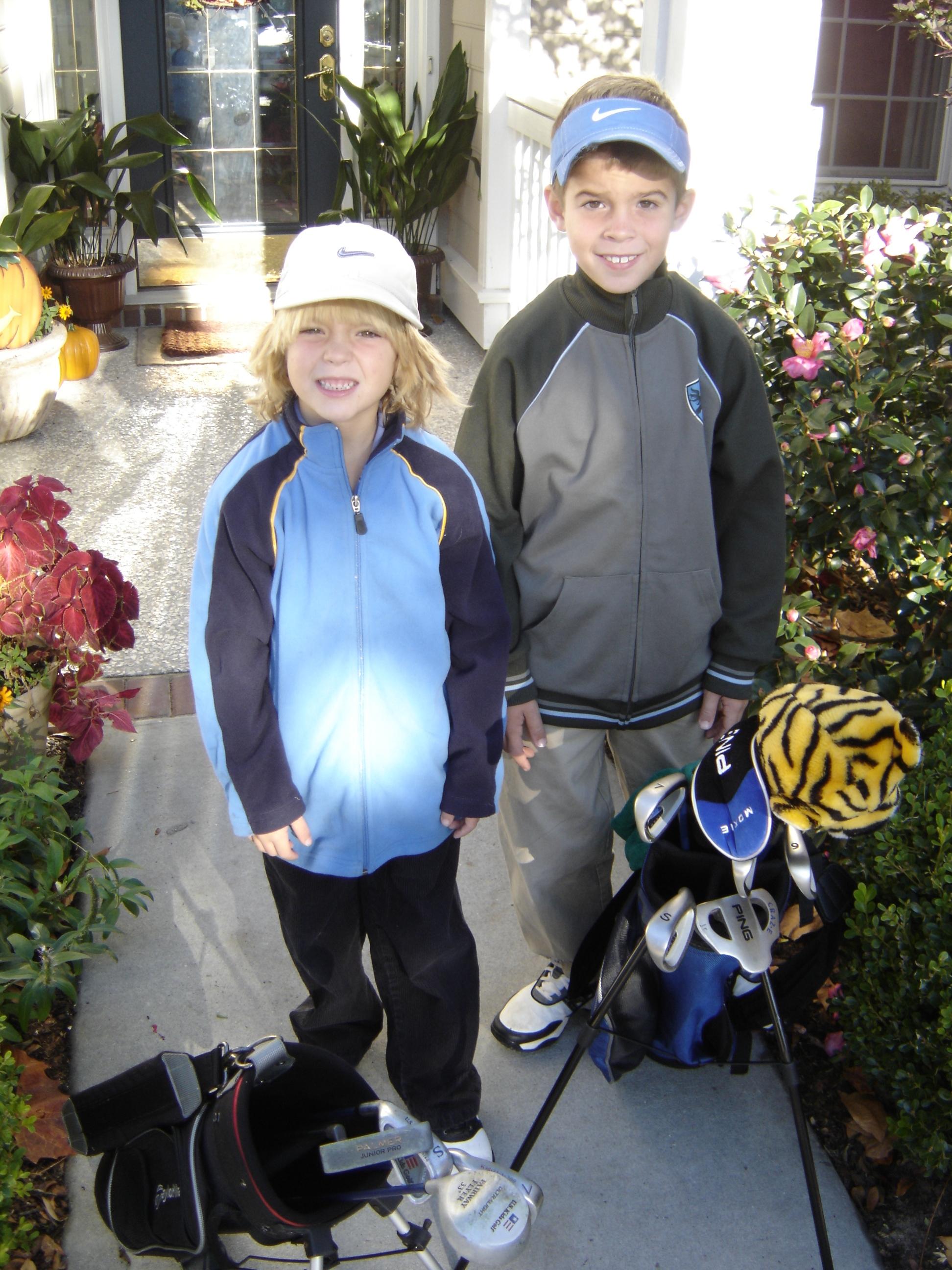 Golfer Boys