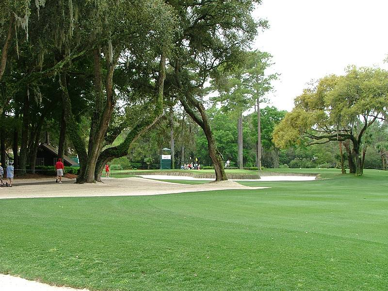 The 13th at Harbour Town
