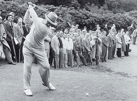 Sam Snead at Wentworth