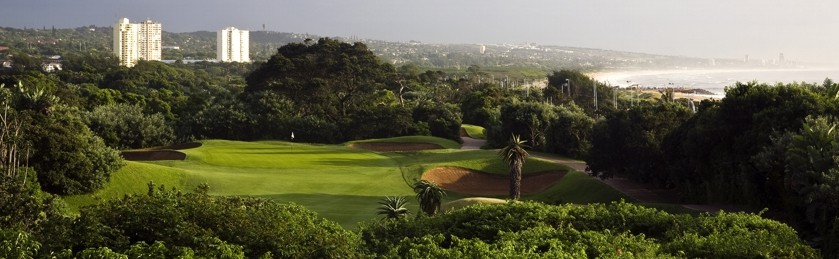 The 2nd at Durban Country Club