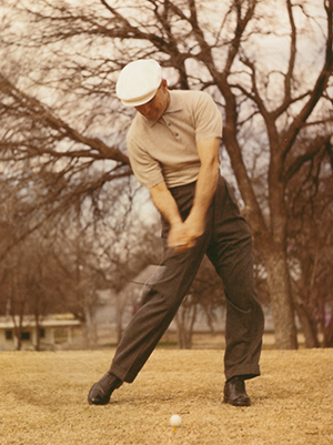 Ben Hogan's Hip Slide