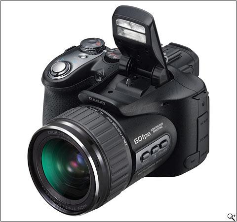 Casio EX-F1 Exlim Camera