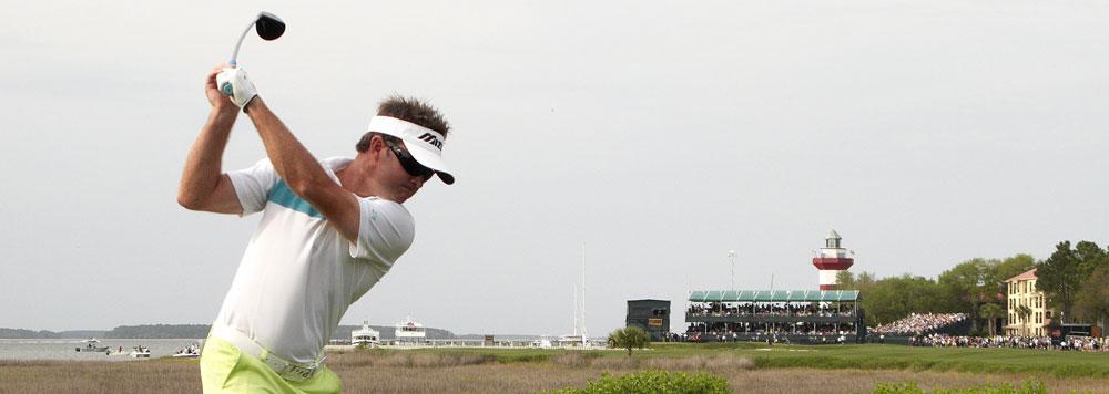 Verizon Heritage 2009 Champion Brian Gay