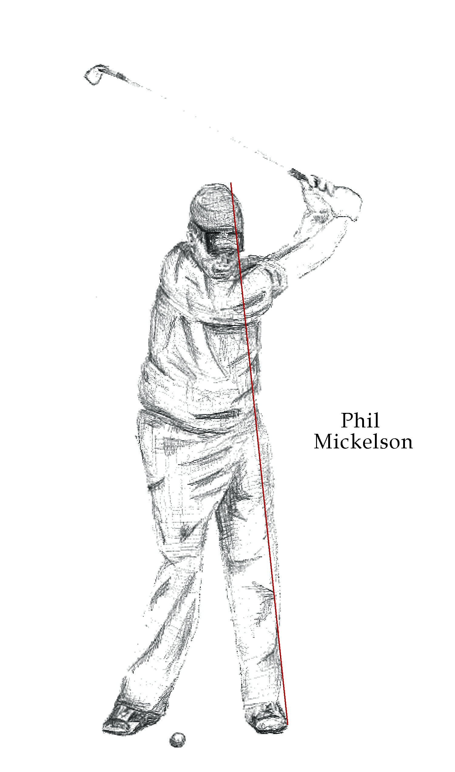Phil Mickelson and the 84 Degree Secret
