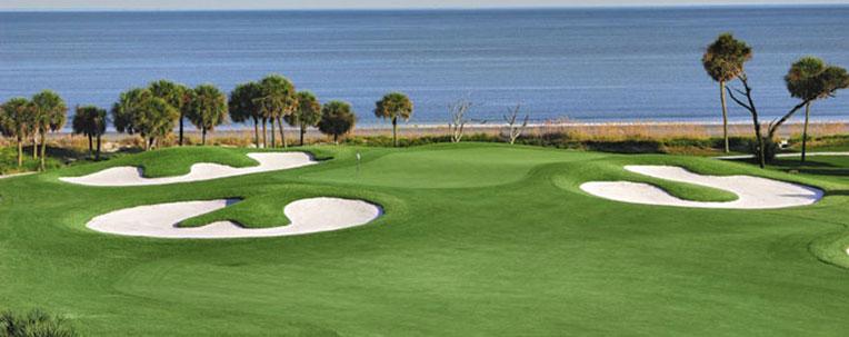 The Robert Trent Jones Oceanfront Course