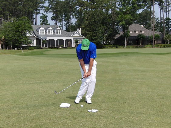 How To Stop Chunking the Ball!