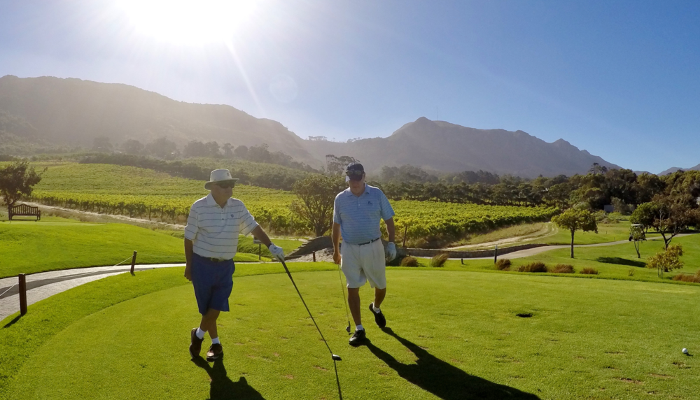 January Golf in South Africa