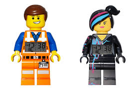 Emmet and Wyldstyle
