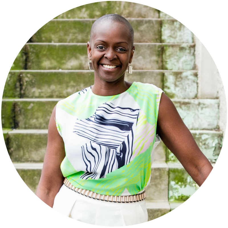 "Kemi Nekvapil -  Speaker, Coach & Author     ""I felt supported and understood, Prue has an intuitive ability to read people and share their vision and it shows in her work. She is courageous and knows how to tell a story with pictures."""