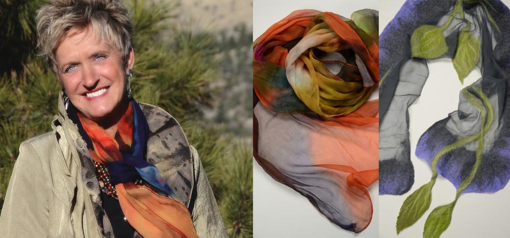 Artistic Scarves