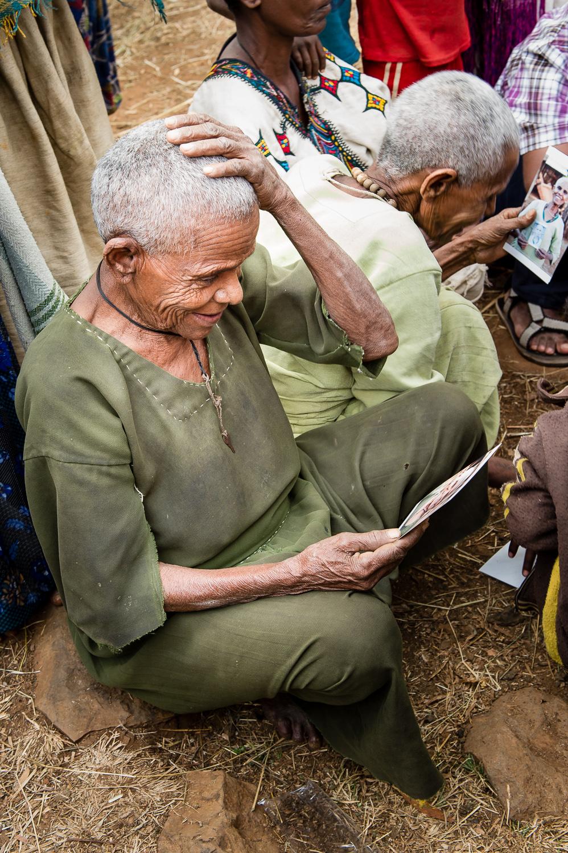 Portrait, Ethiopia