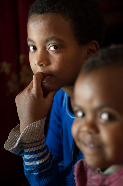 Kids, Ethiopia