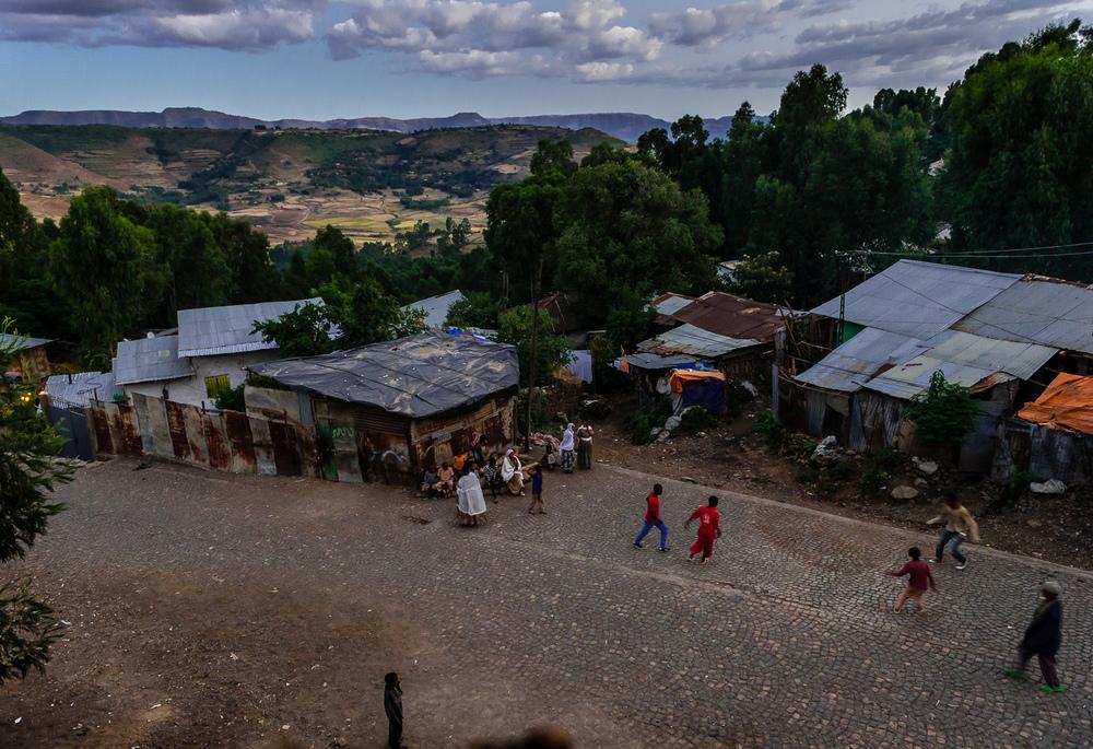 Street Soccer, Ethiopia