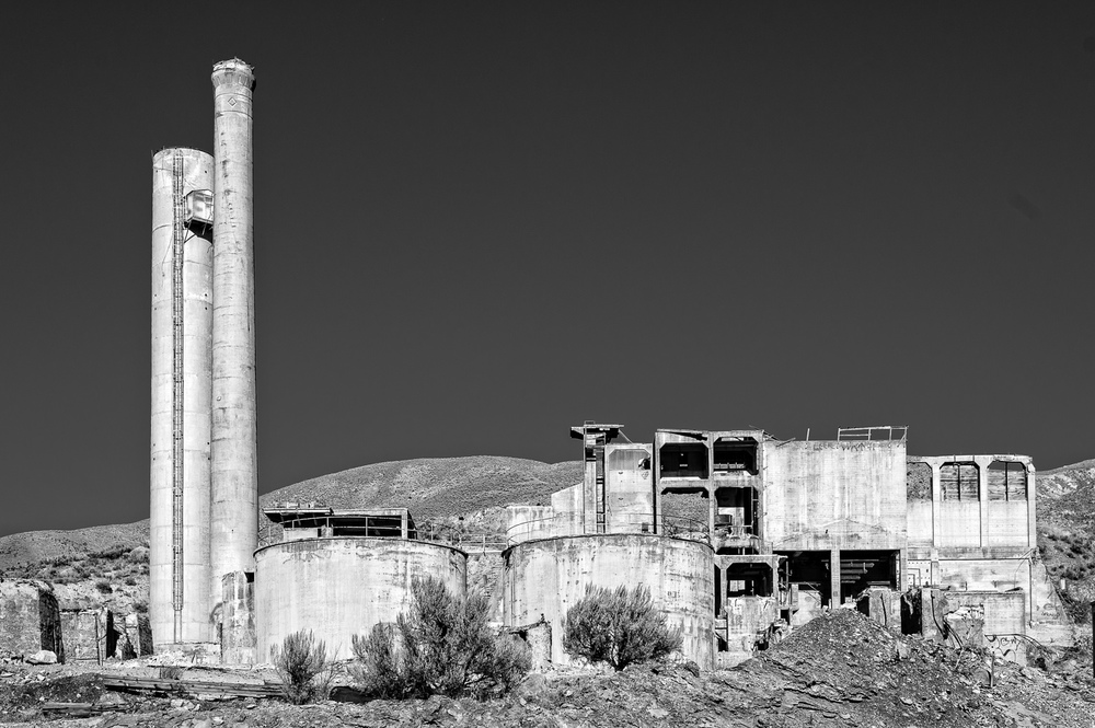 Old Cement Mill