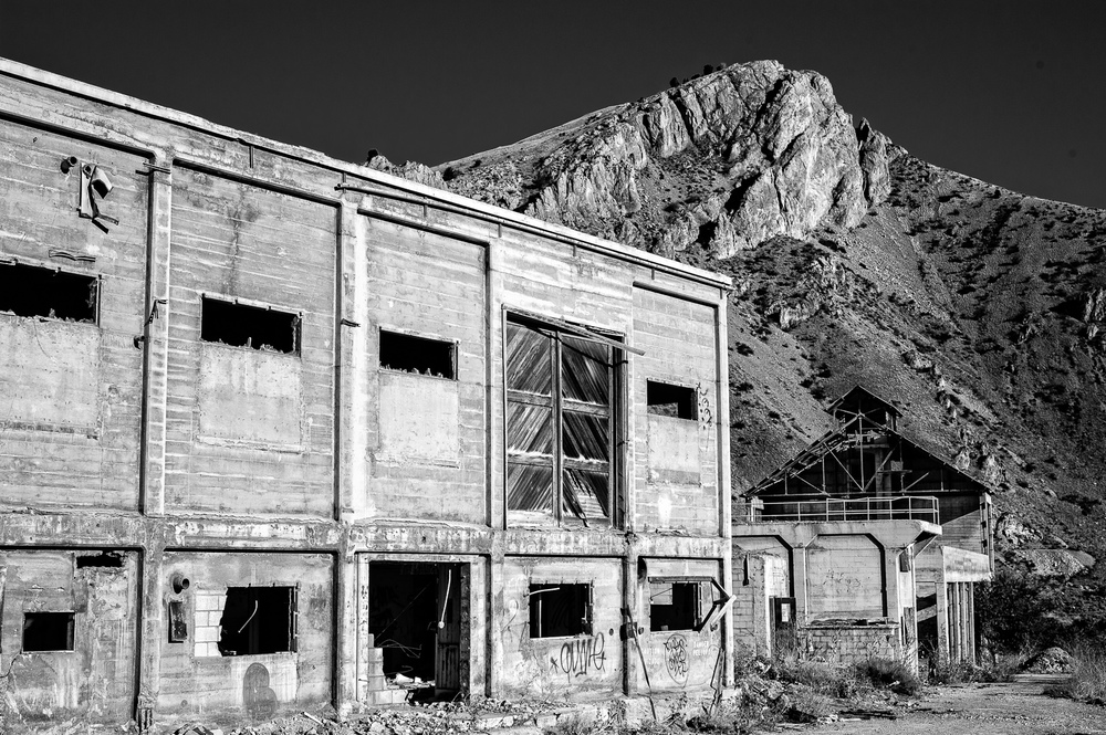 Old Cement Factory