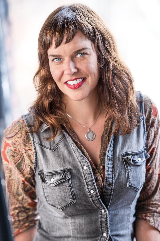 Kathryn Claire Headshot Portland, Oregon
