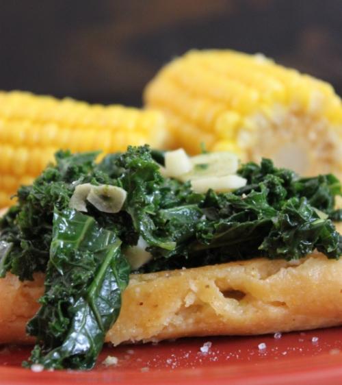 Kale Vegetarian Tamales