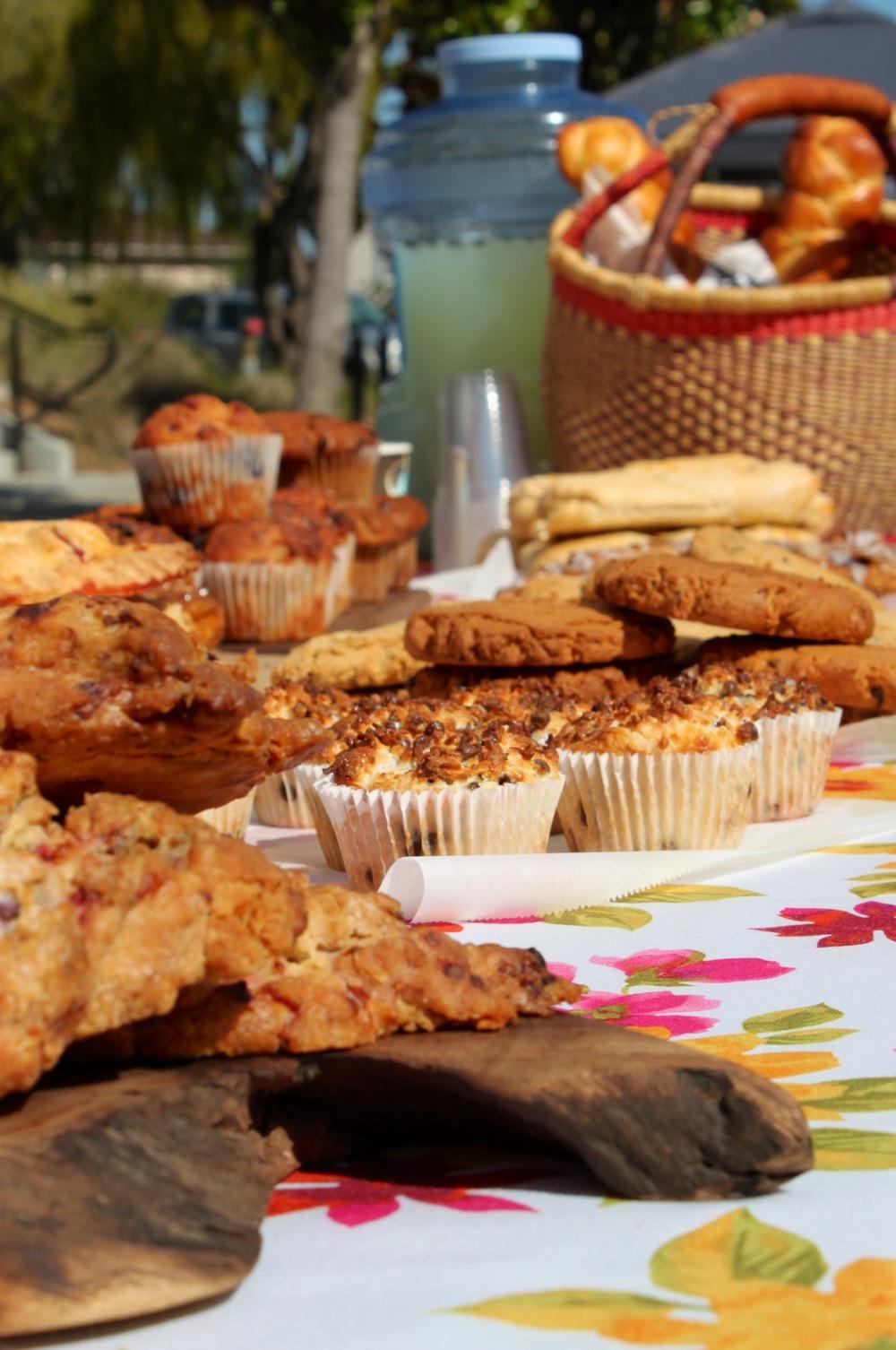 Criminal Baking Company at Santa Rosa's West End Farmers Market