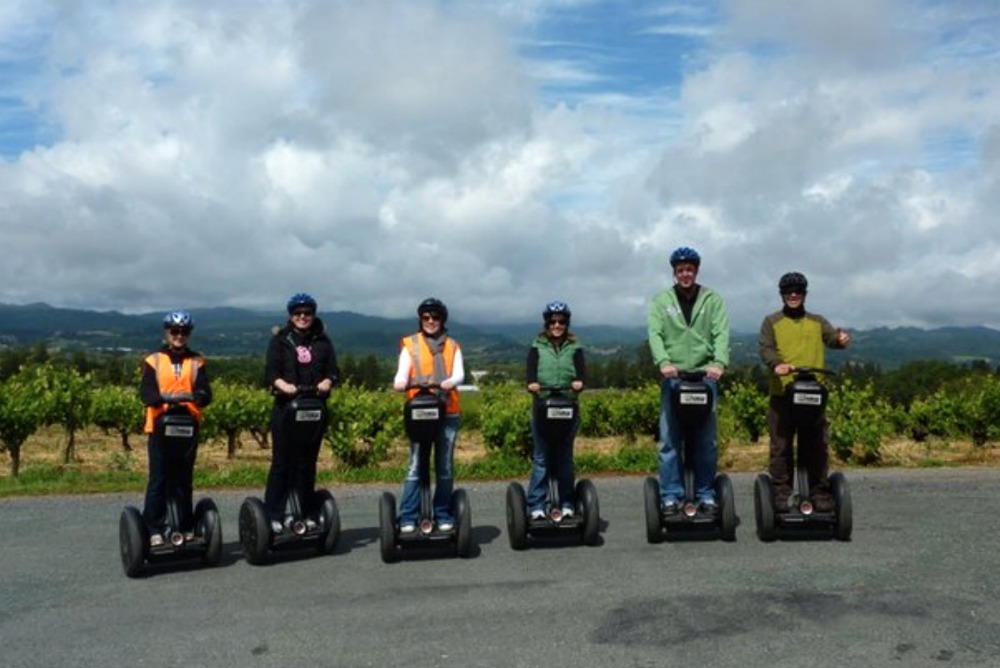 Dry Creek Valley - Segway