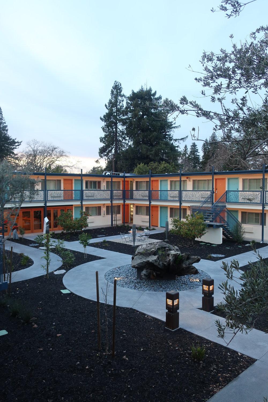 The Astro Motel - Santa Rosa