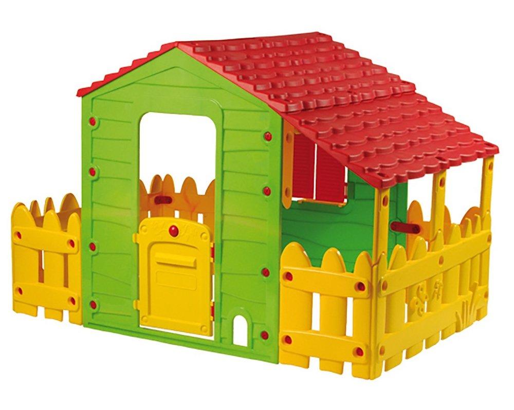 Outdoor Playhouse - Toddler Farm