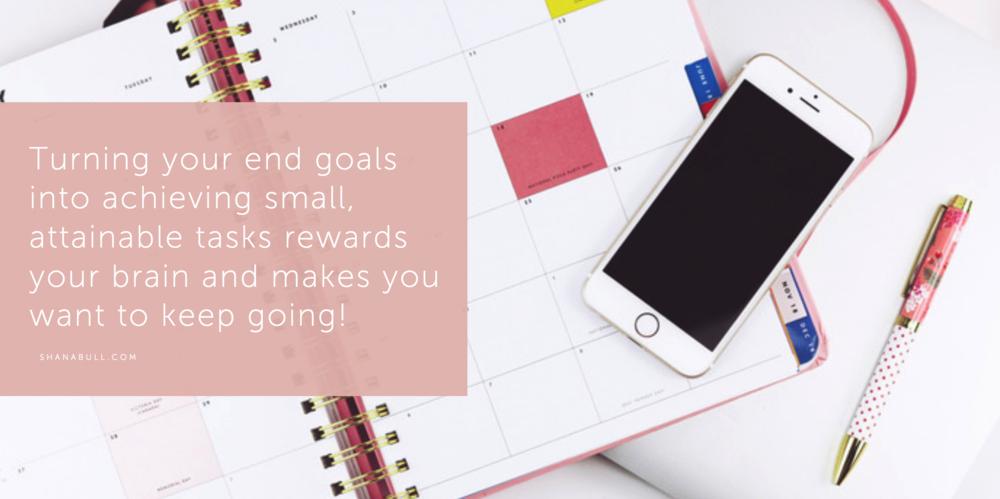 Social Media Goal Planning