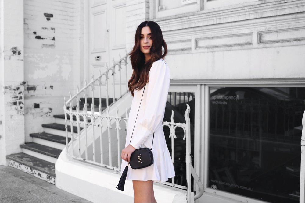 5 Reasons We All Need A Little White Dress Ashleigh Dmello