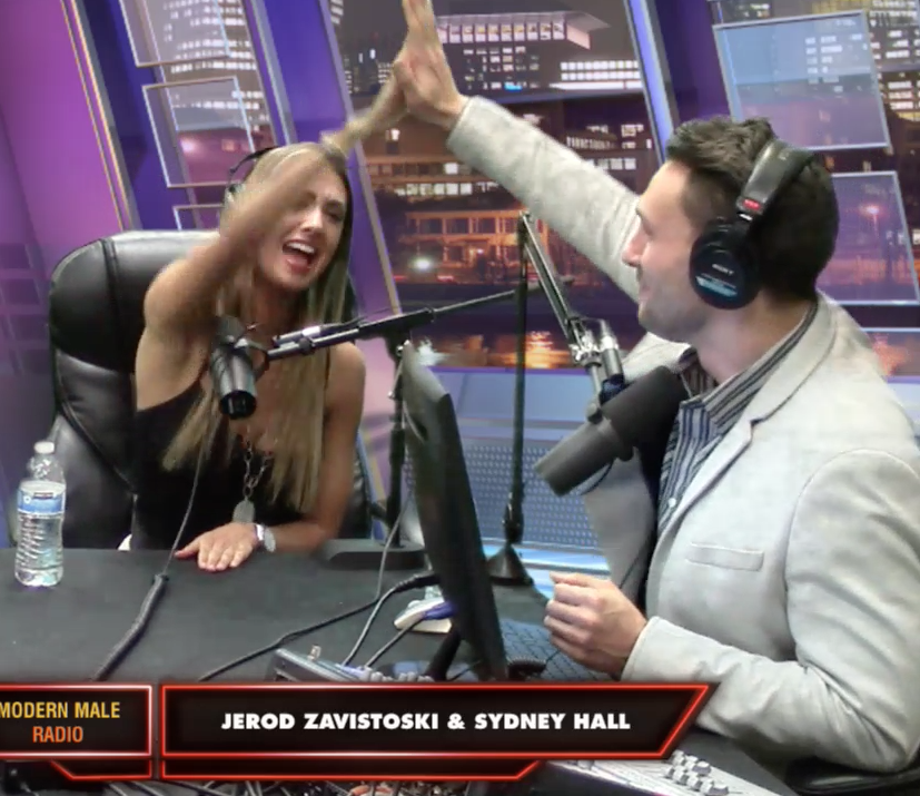 Ep.33) Katie and Jerod HI five.png