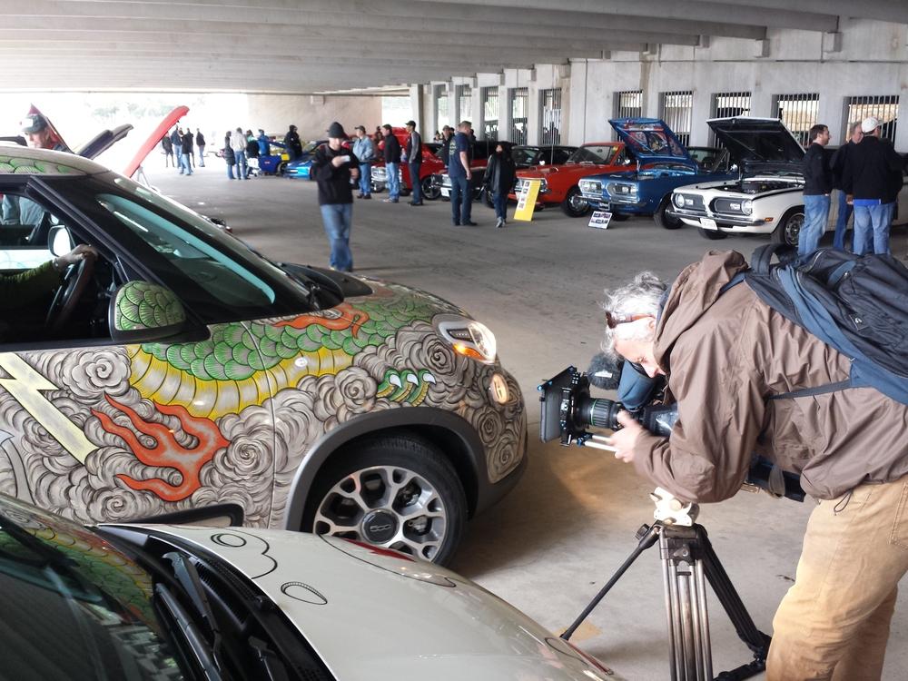 TT Filming