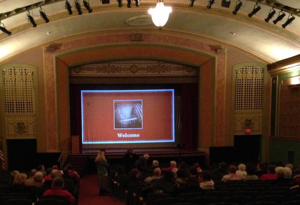 Viroqua's Temple Theater